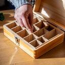 松野屋 木製 印箱 道具箱 収納箱 大 日本製