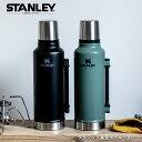スタンレー STANLEY 水筒 クラシック真空ボトル 1.9L 新ロゴ ベアーロゴ 2019 1900ml マイボトル