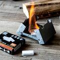 【焚火料理がしてみたい】エスビットなど人気の風防付きポケットストーブが欲しい!おすすめを教えて!