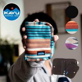 KAVU ジッピーウォレットZippy Wallet カブー ミニ財布 スモールウォレット