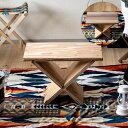 テーブル クロススタンド クーラーボックススタンド 焚き火台テーブル キャンプ アウトドア 木製 古材