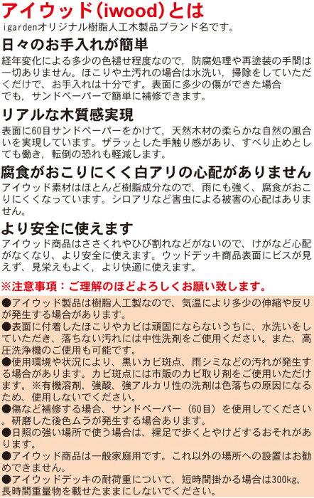 【送料無料】アイウッドステージ11点セット