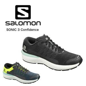 【OUTLET SALE アウトレット セール 40%OFF 】Salomon サロモン SONIC 3 Confidence MENS メンズ シューズ トレーニングシューズ ロードランニング 登山 アウトドア ジョギング サロモン アウトドアシ