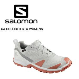 【OUTLET SALE アウトレット セール 40%OFF 】Salomon サロモンXA COLLIDER GTX WOMENS レディースシューズ サロモンシューズ ランニング ハイキング アウトドア サロモン アウトドアシューズ L41115300