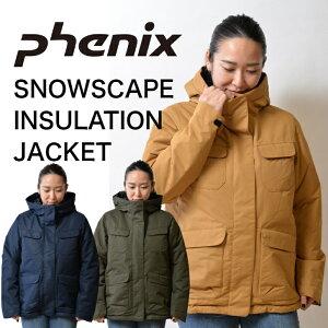 【OUTLET SALE アウトレット セール】【50%OFF SALE】Phenix フェニックス SNOWSCAPE INSULATION JACKET スキーウェア スノーボードウェア スキージャケット スノーボードジャケット スノージャケット タウ