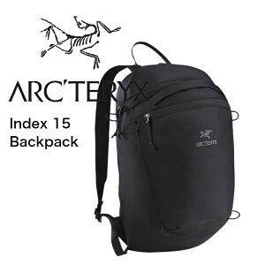 【正規取扱店】ARC'TERYX アークテリクス Index 15 Backpack インデックス バックパック リュック ポケッタブル 軽量 アタックザック 登山 ハイキング アルパイン キャンプ アウトドア エコバック