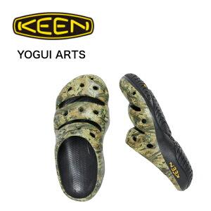 KEEN キーン ヨギ アーツ YOGUI ARTS メンズ サンダル スリッポン サボ ビーチサンダル ルームシューズ キャンプ アウトドア 送料無料