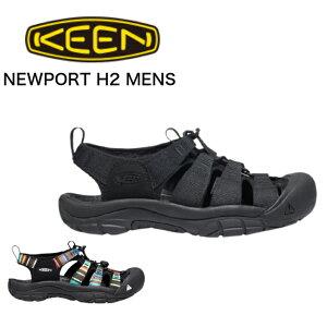 KEEN キーン ニューポート エイチツーNEWPORT H2 サンダル スリッポン MENS メンズ サボ ビーチサンダル ルームシューズ キャンプ アウトドア 送料無料