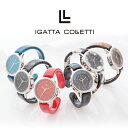 IGATTA COLLETTI バングルウォッチ スモールフェイス レディース メンズ 日本製クォーツ 6色 鯖江製 腕時計 高級眼鏡…