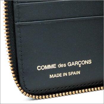 コムデギャルソン二つ折り財布COMMEdesGARCONS