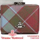 ヴィヴィアンウエストウッドVivienneWestwood三つ折り財布