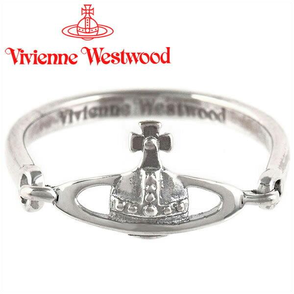 ヴィヴィアンウエストウッド リング 指輪 Vivienne Westwood ヴィヴィアン ヴァンドームリング シルバー 【あす楽】【送料無料】