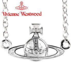 【訳あり】 ヴィヴィアンウエストウッド ネックレス Vivienne Westwood ヴィヴィアン タイニーバスレリーフペンダント シルバー 【あす楽】【送料無料】
