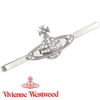 ヴィヴィアンウエストウッドVivienneWestwoodミニバスレリーフタイクリップ