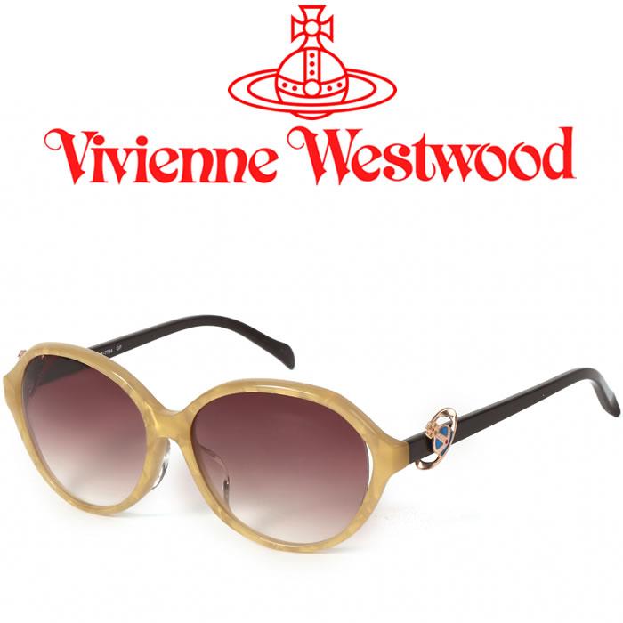 ヴィヴィアンウエストウッド サングラス Vivienne Westwood ヴィヴィアン ゴールドパターン VW-7754 GP