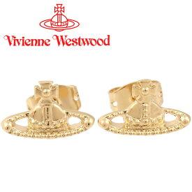 ヴィヴィアンウエストウッド ピアス Vivienne Westwood ヴィヴィアン ファラーピアス ゴールド BE787/1 【お取り寄せ】