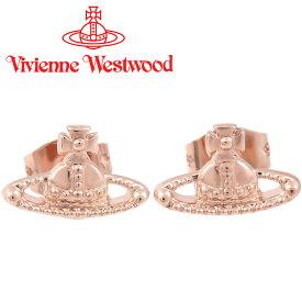 ヴィヴィアンウエストウッド ピアス Vivienne Westwood ヴィヴィアン ファラーピアス ピンクゴールド BE787/4 【あす楽】