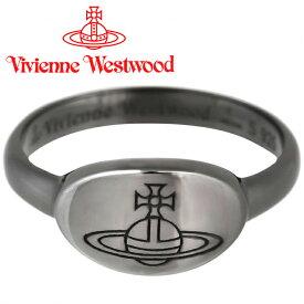 ヴィヴィアンウエストウッド リング 指輪 Vivienne Westwood ヴィヴィアン ティリーリング ガンメタル SR1134/3 【あす楽】【送料無料】
