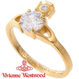 ヴィヴィアンウエストウッド リング 指輪 レディース Vivienne Westwood ヴィヴィアン レイナプチリング ゴールド 64040006-R102(SR1402/1) 【あす楽】【送料無料】