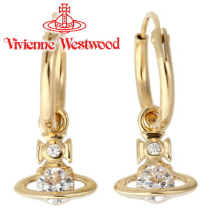 ヴィヴィアンウエストウッド ピアス メンズ レディース Vivienne Westwood ヴィヴィアン ニーナスパークルピアス ゴールド 62010109-R102 【あす楽】【送料無料】