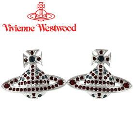 ヴィヴィアンウエストウッド ピアス Vivienne Westwood ヴィヴィアン ジャックバスレリーフピアス シルバー 【あす楽】【送料無料】