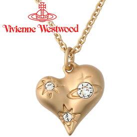 ヴィヴィアンウエストウッド ネックレス レディース Vivienne Westwood ヴィヴィアン アリスハートペンダント ゴールド 752512B/2 【あす楽】【送料無料】
