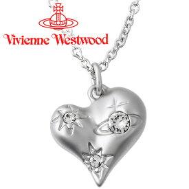 ヴィヴィアンウエストウッド ネックレス レディース Vivienne Westwood ヴィヴィアン アリスハートペンダント シルバー 752512B/1 【あす楽】【送料無料】