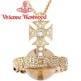 ヴィヴィアンウエストウッド ネックレス レディース Vivienne Westwood ヴィヴィアン ペイズリーオーブペンダント ゴールド 752573B/2 【あす楽】【送料無料】