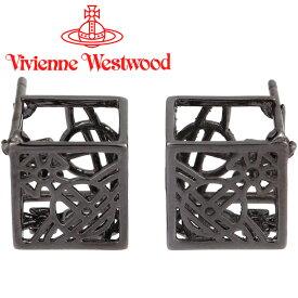 ヴィヴィアンウエストウッド ピアス レディース Vivienne Westwood ヴィヴィアン ソニアピアス ガンメタル BE1613/4 【あす楽】【送料無料】