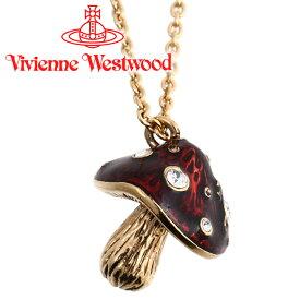 ヴィヴィアンウエストウッド ネックレス メンズ レディース Vivienne Westwood ヴィヴィアン オーラペンダント ゴールド 63020159-R111 【あす楽】【送料無料】