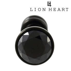 ライオンハート ピアス 片耳 メンズ 男性用 スタッドピアス LION HEART LHMP002N 【あす楽】