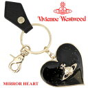 ヴィヴィアンウエストウッド キーホルダー キーリング Vivienne Westwood ブラック 321565 BLACK 【送料無料】【あす楽】