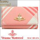 ヴィヴィアンウエストウッド 6連キーケース Vivienne Westwood ヴィヴィアン DERBY キーケース レディース 720V MAC BEATA 【あす楽】…