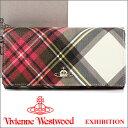 ヴィヴィアンウエストウッド 財布 ヴィヴィアン レディース メンズ Vivienne Westwood 長財布 1032V EXHIBITION 17AW 【送料無料】【あ…