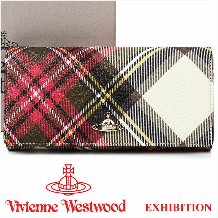 ヴィヴィアンウエストウッド 財布 ヴィヴィアン レディース メンズ Vivienne Westwood 長財布 51060025 EXHIBITION 18SS 【あす楽】【送料無料】
