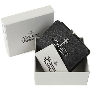 ヴィヴィアンウエストウッドVivienneWestwood二つ折り財布