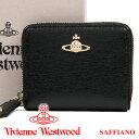 ヴィヴィアンウエストウッド コインケース ミニ財布 コンパクト財布 小銭入れ Vivienne Westwood ヴィヴィアン レディース メンズ ブラ…