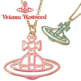ヴィヴィアンウエストウッド ネックレス レディース Vivienne Westwood ヴィヴィアン オルネラダブルサイドオーブペンダント ゴールド 63020128-R252 【あす楽】【送料無料】