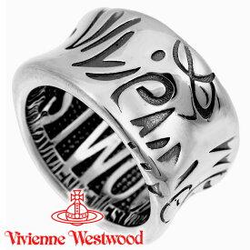 ヴィヴィアンウエストウッド リング 指輪 メンズ レディース Vivienne Westwood ヴィヴィアン ブリストルリング シルバー SR1732/5 【あす楽】【送料無料】