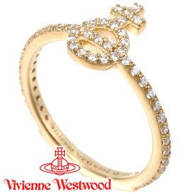 ヴィヴィアンウエストウッド リング 指輪 レディース Vivienne Westwood ヴィヴィアン ウィルバリング ゴールド SR626812/2 【あす楽】【送料無料】