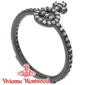 ヴィヴィアンウエストウッド リング 指輪 レディース Vivienne Westwood ヴィヴィアン ウィルバリング ガンメタル SR626812/4 【あす楽】【送料無料】