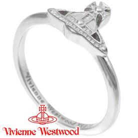 ヴィヴィアンウエストウッド リング 指輪 レディース Vivienne Westwood ヴィヴィアン オスロリング シルバー 64040049-W004(SR1842/1) 【あす楽】【送料無料】