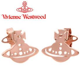 ヴィヴィアンウエストウッド ピアス レディース Vivienne Westwood ヴィヴィアン イエニピアス ピンクゴールド BE1509/3 【あす楽】【送料無料】