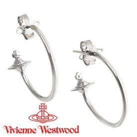 ヴィヴィアンウエストウッド ピアス レディース Vivienne Westwood ヴィヴィアン ローズマリースモールピアス シルバー 62030016-W004 【あす楽】【送料無料】