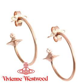 ヴィヴィアンウエストウッド ピアス レディース Vivienne Westwood ヴィヴィアン ローズマリースモールピアス ピンクゴールド 62030016-G002 【あす楽】【送料無料】