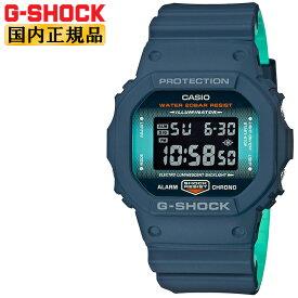 カシオ ショック オリジン ネイビー DW-5600CC-2JF CASIO G-SHOCK ORIGIN デジタル 紺 メンズ 腕時計 【あす楽】