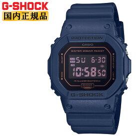 カシオ Gショック オリジン ネイビー DW-5600BBM-2JF CASIO G-SHOCK ORIGIN デジタル 黒 メンズ 腕時計 【あす楽】