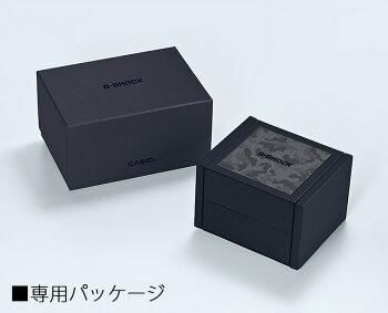 カシオGショックオリジン電波ソーラースマートフォンリンクカモフラージュ柄GMW-B5000TCM-1JRCASIOG-SHOCKORIGINBluetooth搭載DLCドットパターン迷彩フルメタルスクリューバックブラック黒メンズ腕時計
