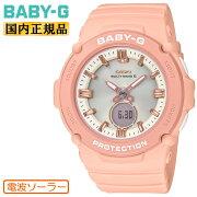 カシオベビーG電波ソーラーピンクBGA-2700-4AJFCASIOBABY-Gタフソーラー電波時計デジタル&アナログコンビネーションレディスレディース腕時計(BGA27004AJF)