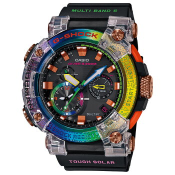 [発売日に出荷できます!]カシオGショックフロッグマンボルネオ・レインボー・トードGWF-A1000BRT-1AJRCASIOG-SHOCKFROGMAN電波ソーラースマートフォンリンクBluetooth搭載メンズ腕時計(GWFA1000BRT1AJR)